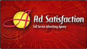 Website Design for Ad Satisfaction Advertising Agency